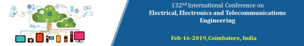 132nd International Conference on Electrical, Electronics and Telecommunications Engineering